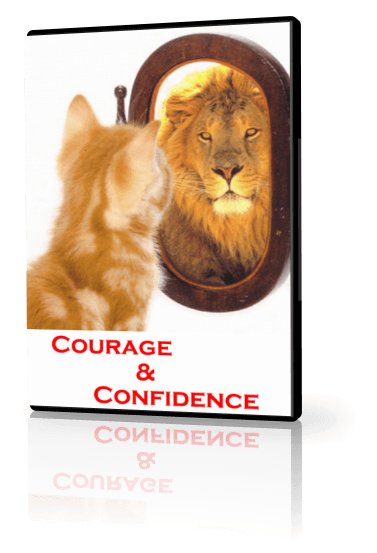 Courage And Confidence Cover