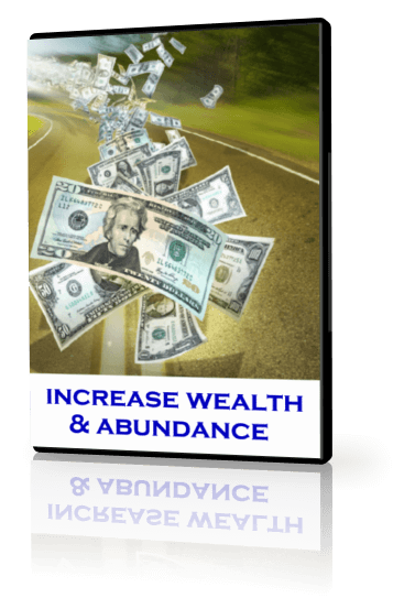 Increase Wealth And Abundance Cover