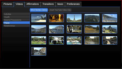 Mind Movies Screenshot B
