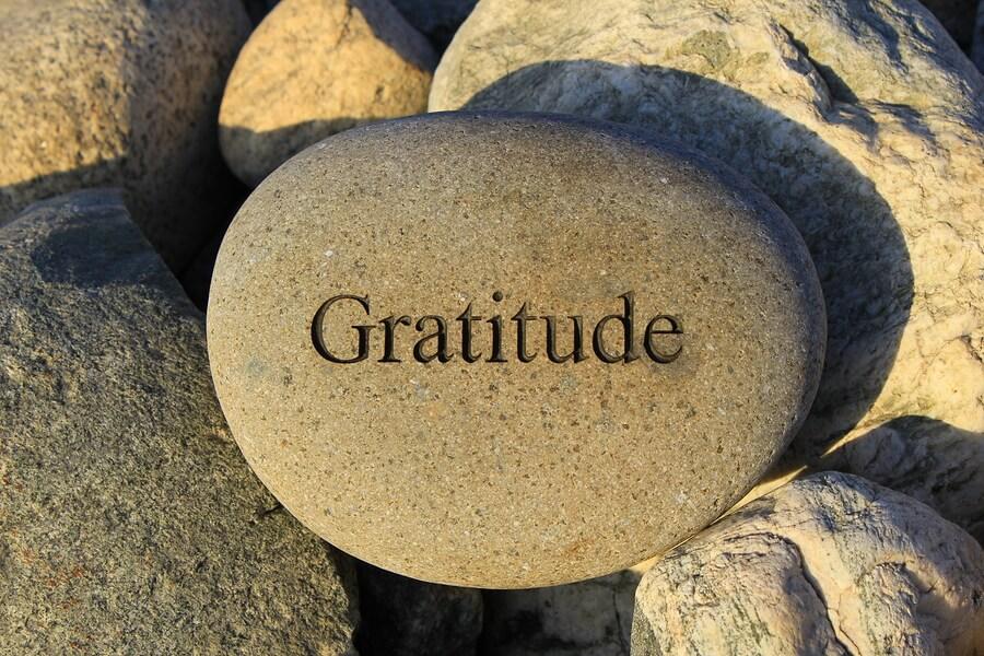 Gratitude Stone